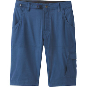 Prana M's Stretch Zion Shorts Equinox Blue